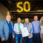 Autohaus Räker feiert 50-Jähriges mit hunderten Gästen