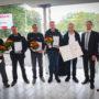 Frank Sprungmann feiert silbernes KFZ-Meisterjubiläum