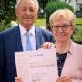 Inge Niese erhält Goldenen Meisterbrief