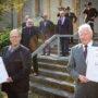 Siegfried Ahlers und Manfred Huß feiern Goldenes Meisterjubiläum