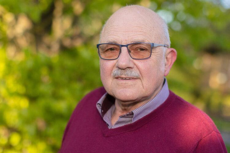Verdienter Altgeselle feiert 75. Geburtstag
