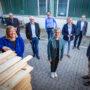 Talk in der Werkstatt: Bundestagskandidaten stellen sich dem Handwerk